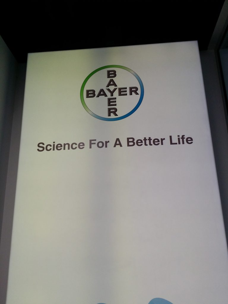 Avansovka at Bayer Moscow office 2